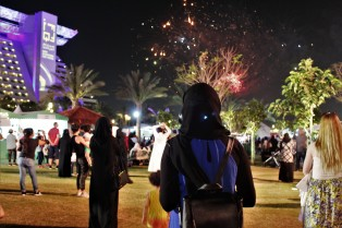 Coachella Vibes at QIFF